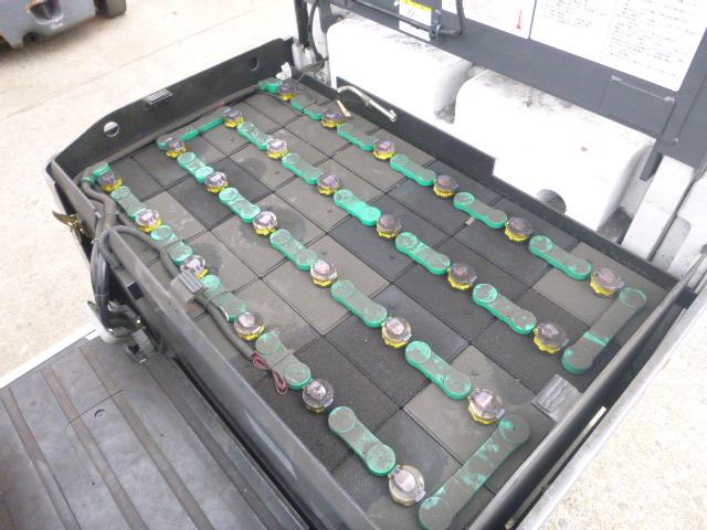 Mua bình ắc quy xe nâng đã qua sử dụng