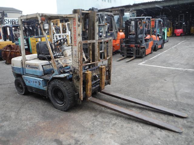 Mua bán xe nâng đã qua sử dụng tại Hà Nam